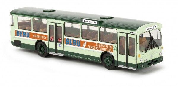 1 87 Brekina MB O 305 Bonn BERU 50756