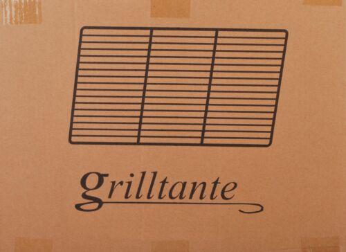 50,8 x 30cm Grill Edelstahl 4//6mm Stäbe Grillrost Feuerschalen V2A Feuerkorb