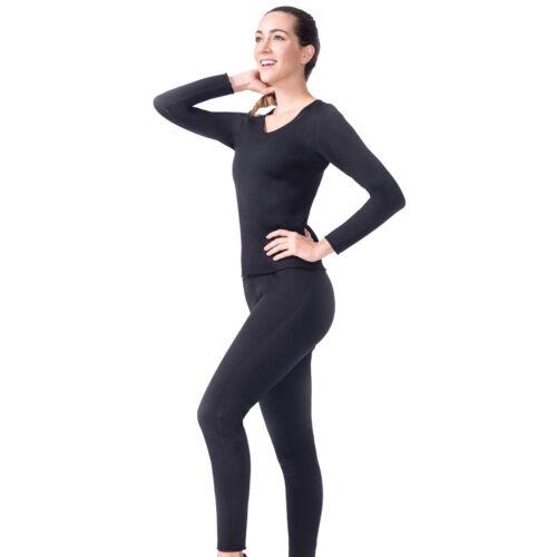 Neopren Gewichtsverlust Anzug Thermo Sauna Abnehmen Hosen Shaper Schwarz XL