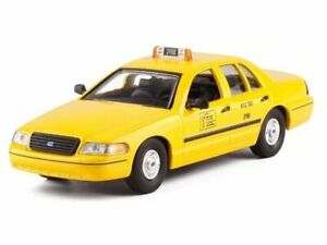 FORD Crown Victoria - 1992 - New York Taxi Cab - Atlas 1:43