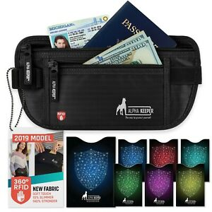 Money-Belt-For-Travel-With-RFID-Blocking-Sleeves-Set-For-Daily-Use-Alpha-Keeper