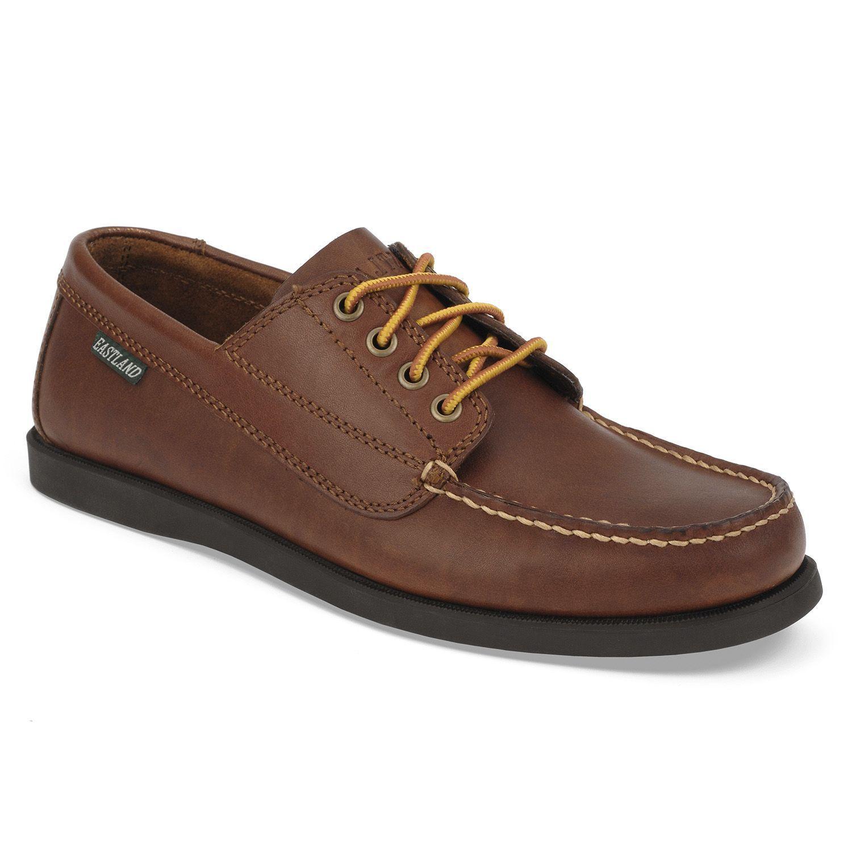 Men's Eastland Falmouth Oxford shoes Tan Size 8  NFPKN-M348