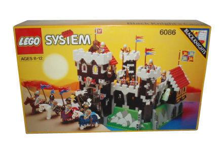 Replacement sticker//stickers for lego 6086 6085 6079 Castle Shield Black Monarch