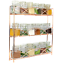 Free-Standing-3-Tier-Herb-amp-Spice-Rack-Non-slip-Universal-Fit-M-amp-W thumbnail 18