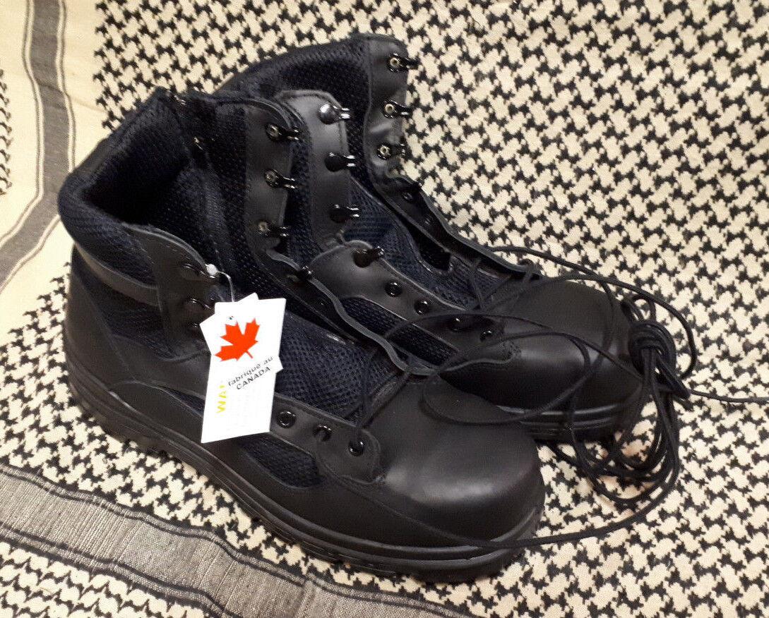 Royal Canadian Azul Marino botas De Seguridad clima caliente 275 104 CSA Nuevo con etiquetas