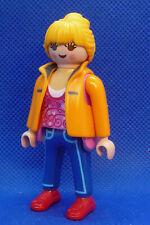 Playmobil MN-4 Woman Figure City Life Holiday School  Dollhouse