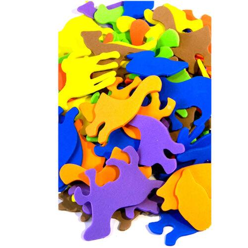 Foam Shapes Choose Your Shapes EVA FOAM Arts and Crafts!!