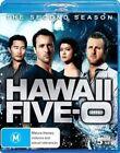 Hawaii Five O 2010 Season 2 Blu Ray Region B