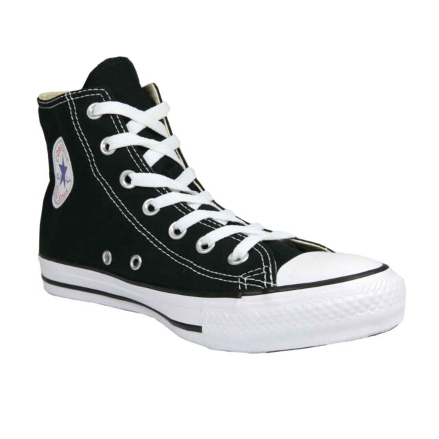Converse SNEAKERS Chuck Taylor All Star High Top #m9160c Black 37.5