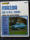 GREGORY'S MAZDA 626 1979 -1983 R.W.D. SERIES SERVICE REPAIR MANUAL