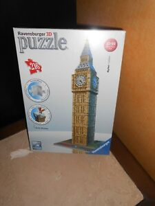 puzzle-3D-216-pieces-LONDRES-BIG-BEN-sous-blister