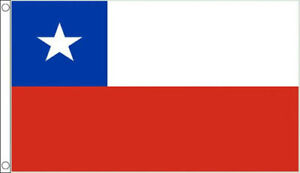 3 x 2 chile flag chilean south america flags ebay