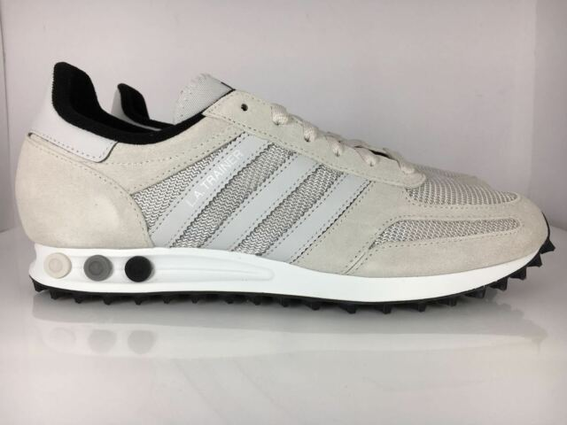 sneakers for cheap 94ef8 6e3e0 SCARPE EUR 46 UK 11 CM 28.5 ADIDAS LA TRAINER OG ART. BY9327
