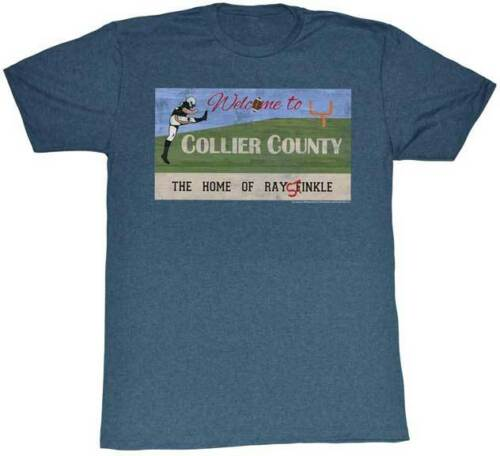 Ace Ventura Pet Detective Collier County Home Of Ray Finkle Adult T Shirt