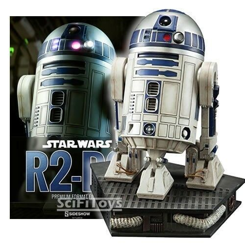 1/4 Star Wars R2-D2 R2D2 Artoo Premium Format Figure Sideshow Limited