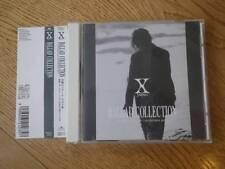 X Japan - Ballad Collection (1st press) Visual Kei Music CD Yoshiki hide Toshi