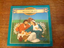 Silent Night Christmas Pop-Up Treasury Collection Book 1992 Preschool English