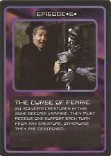 "Doctor Who MMG CCG - Episode ""The Curse of Fenric"" Card"