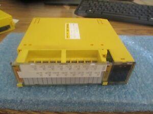 LOT 0F 2 24VDC FANUC AID16D TYPE A03B-0819-C104 INPUT MODULE