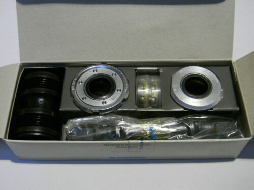 SHIMANO 105 SC Innenlager ita Gewinde 36x24 115mm 2-19W NOS bottom bracket set