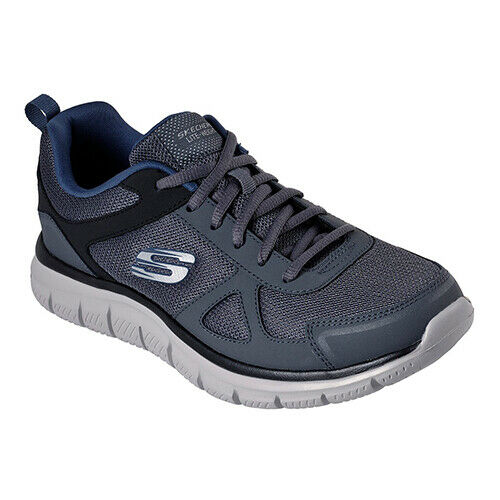 SKECHERS SPORT TRACK-SCLORIC NAVY 52631W NVY