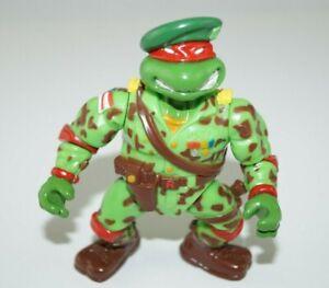 Vintage Playmates Teenage Mutant Ninja Turtles Raph the Green Teen Beret 1991