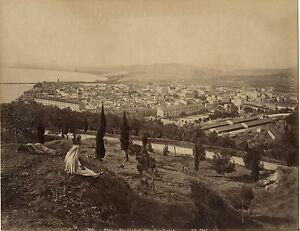 Dell-039-Osso-Annaba-Algeria-Vista-Generale-Albumina-Vintage-Ca-1880