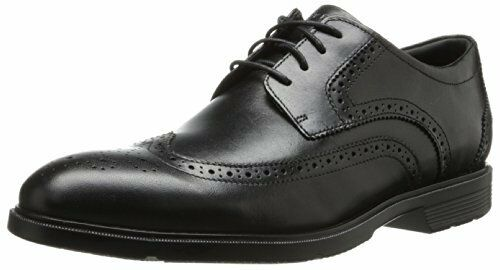 Rockport  Mens City Smart Wing Tip Oxford   (EE)-15- Select SZ color.