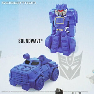Transformers Tiny Turbo Changers Series 4 Soundwave FREE SHIPPING