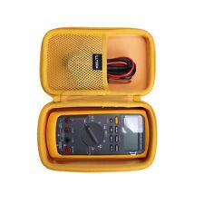 Ltgem Protective Carrying Case For Fluke 87 V Digital Multimeter Case Only