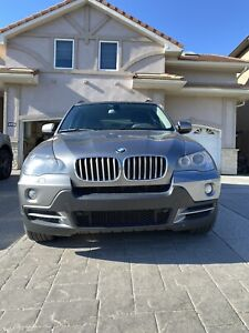 2010 BMW X5 4.8i with executive package