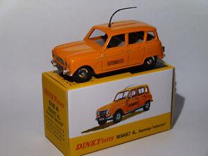 Renault-4L-R4-Depannage-Autoroutes-ref-518-A-au-1-43-de-dinky-toys-atlas