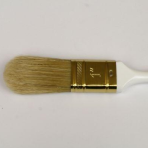 Details About Bob Ross Oil Painting Brush 1 Oval Brush Free Postage