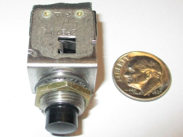 Honeywell 2PB11 Micro Microswitch Push Button Pushbutton Switch for sale online