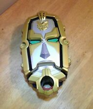 Power Rangers Megaforce Role Play Deluxe Gosei Morpher Head Sound Card Holder