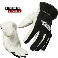 Lincoln Electric K3770 Xl Welders Leather Drivers Gloves X Large