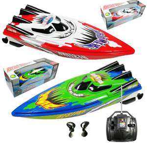 Remote-Control-Twin-Motor-High-Speed-Boat-RC-Racing-Outdoor-Toys-With-Radio