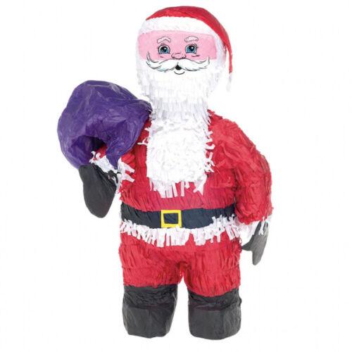 Père Noël en Forme De Fête pinata