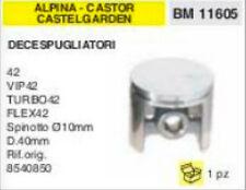 8540850 PISTONE MOTOSEGA ALPINA CASTELGARDEN CASTOR 42 VIP TURBO FLEX Ø 40 m
