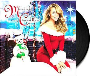 Mariah Carey - Merry Christmas II You - LP Vinyl Record Album / Xmas Music 2 | eBay