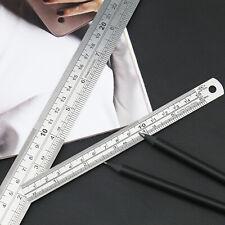 Lineal Lineale Holz Kunststoff Aluminium 16 17 20 30 cm Metall Alu Messwerkzeug