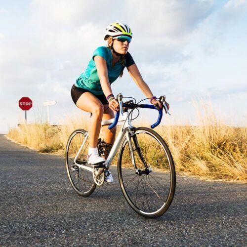Radlerhose Herren Fahrradhose 5D Gel Sitzpolster Kurze Hosen MTB Radhose Short