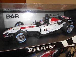 Min100050004 Par Minichamps Bar Honda 007 T. Sato 2005 # 4 1:18