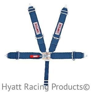 simpson racing seat belts harness 29061 pull up bolt in all colors ebay. Black Bedroom Furniture Sets. Home Design Ideas