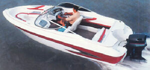 Details about 7oz BOAT COVER SEA RAY SRV 180 O/B 1970-1972