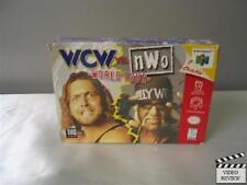 WCW vs. NWO World Tour (Nintendo 64, 1997)
