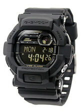 Casio Men's G-Shock Black Vibe Alarm Multi-Function 200M Watch GD350-1B