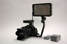Pro XB-12 LED T2 HD video light F970 for Fujifilm X-T2 X-pro1 HS50EXR HS35EXR