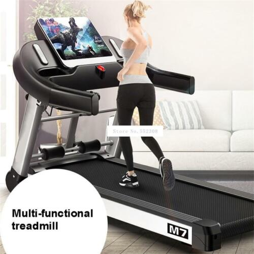 M7 10.1 Inch Large Screen Household Electric Foldable Mini Treadmill With Belt