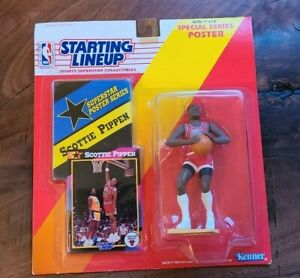 1992 Starting Lineup - Basketball; Scottie Pippen